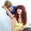 Students — Stock Photo #13496148