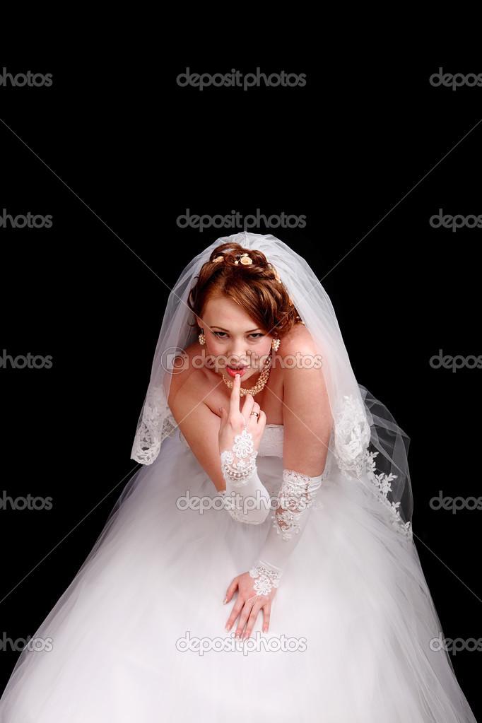 С невестой рыжая 16 фотография