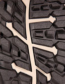 Texture of shoe soles — Stock Photo