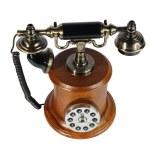 Old phone — Stock Photo #7917144