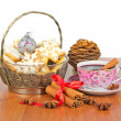 Stock Photo: Christmas stilllife