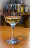 Wine testing — Stock Photo