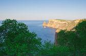 Rocas y mar — Foto de Stock
