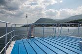 Ponte della nave — Foto Stock