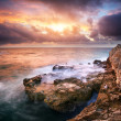 Beautiful seascape. - Stock Photo