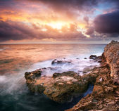 美しい海の風景. — ストック写真