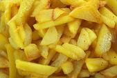 Potato fried texture — Stock Photo