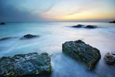 Hermoso paisaje marino — Foto de Stock