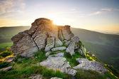 Paisaje de montaña. — Foto de Stock