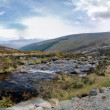 County Wicklow mountains — Stock Photo