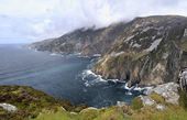 Cliffs of Slieve League  — Stock Photo