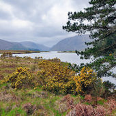 Glenveagh lake — Stock Photo