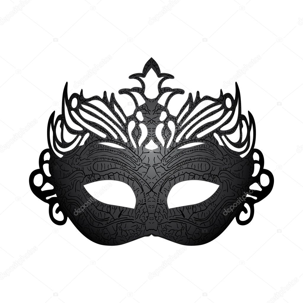 Masquerade Mask Clip Art