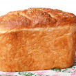 Loaf bread - Stock Photo