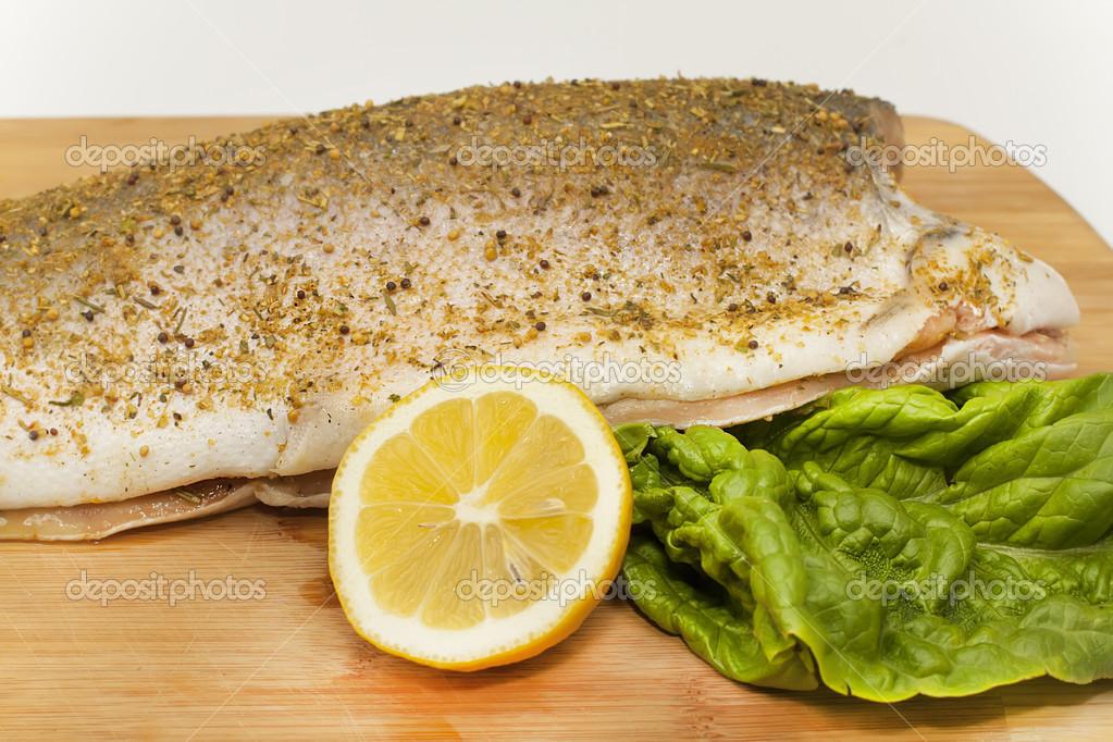 Рецепты морской черт