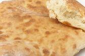 Lavash - Georgian bread — Stock Photo