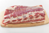Pork Belly — Stock Photo