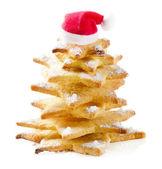 χριστουγεννιάτικο δέντρο — Φωτογραφία Αρχείου
