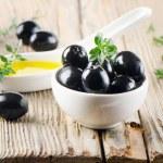 Black olives — Stock Photo #13937155