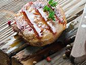 ızgara dana eti — Stok fotoğraf