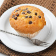 Stock Photo: Muffin