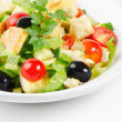 Fresh healthy salad — Stock Photo