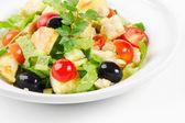 Fresh healthy salad — Stock Photo
