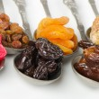 Dried fruits — Stock Photo #15641081