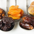 Dried fruits — Stock Photo #15641093