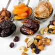 Dried fruits — Stock Photo #15641117