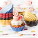 Cupcakes — Stock Photo #15876779