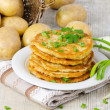 Potato Pancakes — Stock Photo #18592393