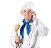 Young chef — Stock Photo