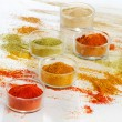 Colorful spices — Stock Photo #19987923