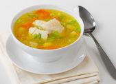 Fish Soup — Stock Photo