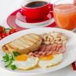 Traditional breakfast — Stock Photo #22904260