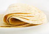 Mexican food - tortilla — Stock Photo