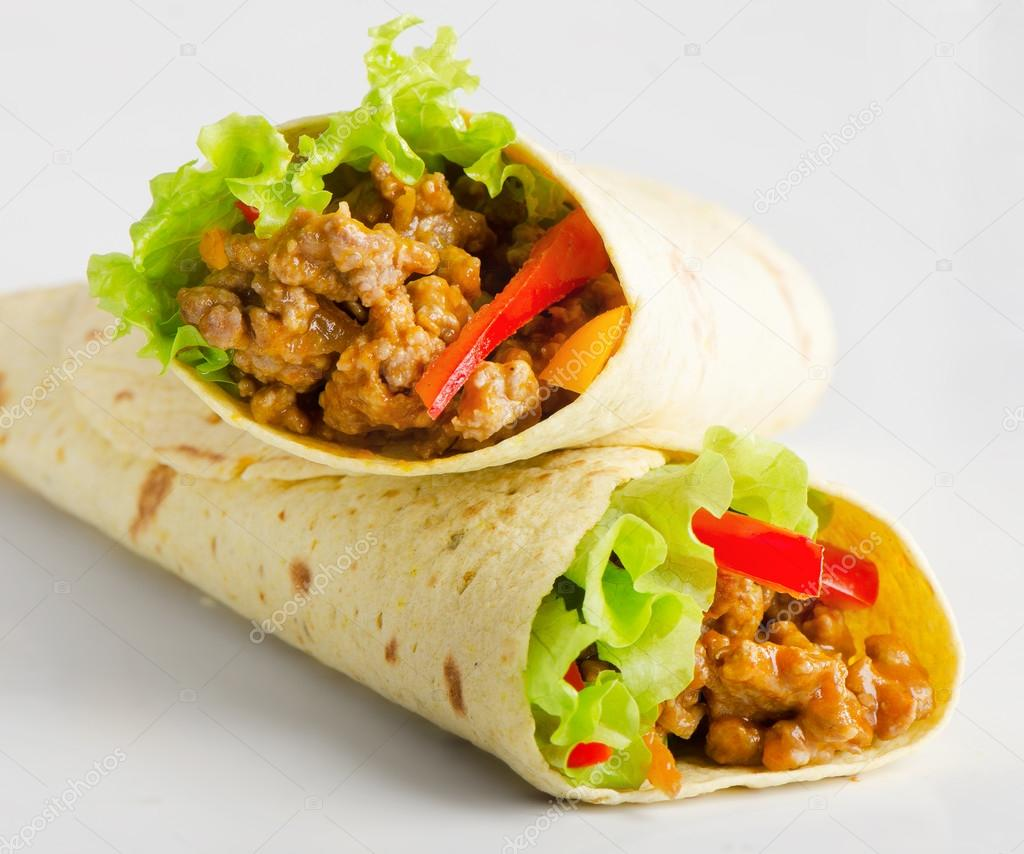 meat wraps Gallery