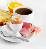 Healthy breakfast — Stockfoto