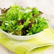 Stock Photo: Salad mix