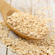 Oat flakes — Stock Photo #26033629