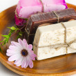 Stockfoto: Homemade Soap