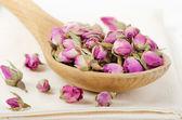 干燥的玫瑰花 — 图库照片