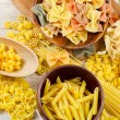 Assortment of pasta — Stock Photo #28253127