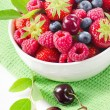 Mix of fresh berries. — Stock Photo #28720115