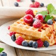 Waffles — Stock Photo #29782821