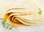 Tortillas — Stock Photo