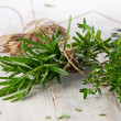 Herbs — Stock Photo #32337379