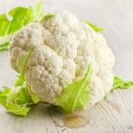 Fresh cauliflower — Stock Photo #33055803