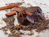巧克力 — 图库照片
